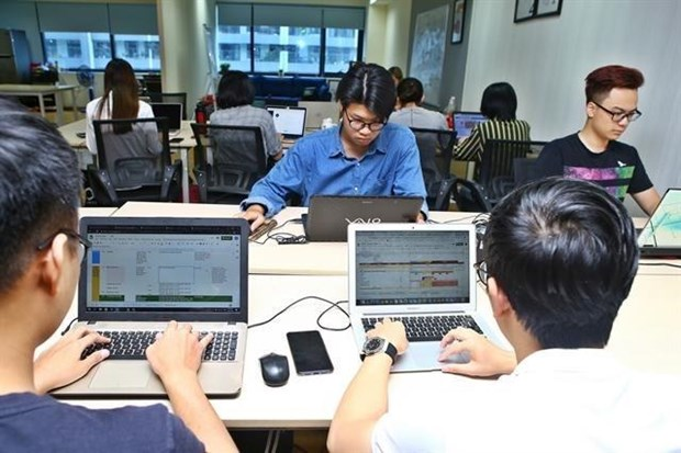 Start-ups vietnamitas obtienen fondos de empresa singapurense hinh anh 1
