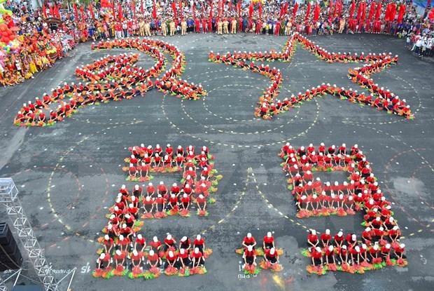 Siguen llegando mensajes de felicitaciones por Dia Nacional de Vietnam hinh anh 1