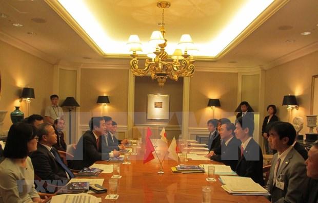 Empresas de la prefectura japonesa de Kanagawa desean invertir en Vietnam hinh anh 1