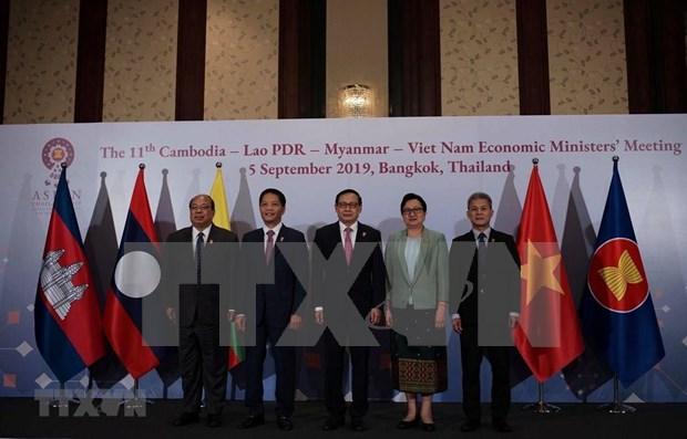 Vietnam participa en conferencia ministerial de economia CLMV en Bangkok hinh anh 1