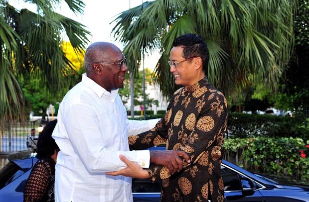 Vicepresidente cubano desea mayores exitos a Vietnam hinh anh 3