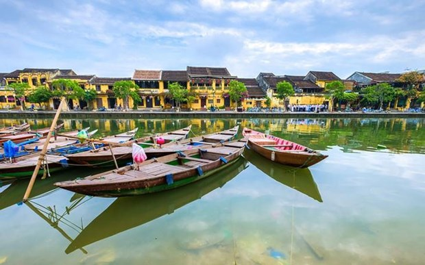 Realizan actividades del recorrido por patrimonios de Hoi An y Santuario de My Son hinh anh 1