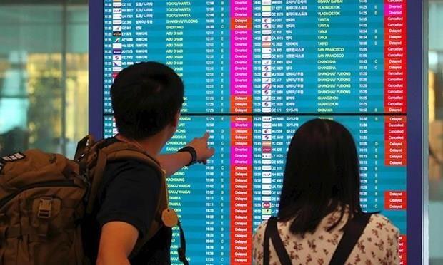 Vietnam Airlines realiza ajuste de vuelos a Japon debido a tormenta Faxai hinh anh 1