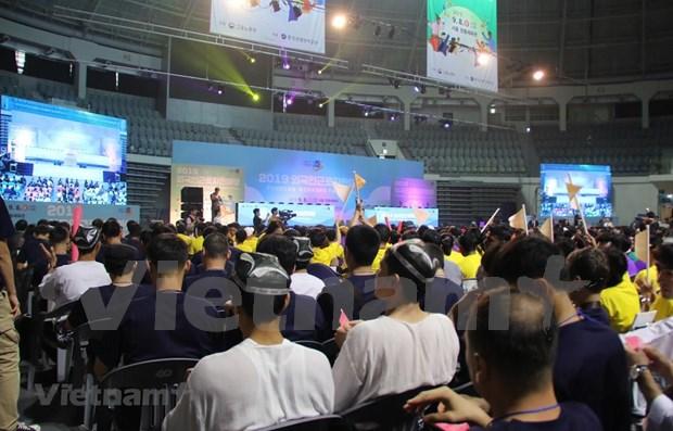 Participa Vietnam en Festival de trabajadores extranjeros en Corea del Sur hinh anh 1