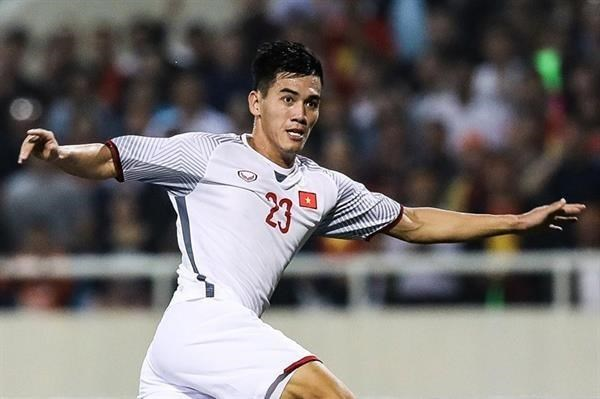 Vence la seleccion vietnamita sub-22 a China 2 – 0 en amistoso de futbol hinh anh 1