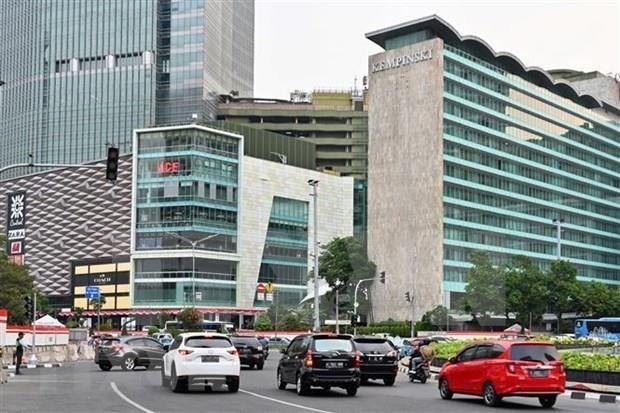 Aplican en Indonesia programa para reducir la circulacion de automoviles hinh anh 1
