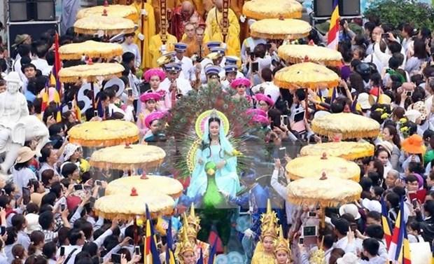 Expertos internacionales debaten en Vietnam veneracion a diosas en Asia hinh anh 1