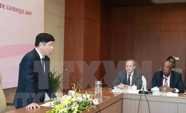 Aspira Vietnam a ampliar cooperacion con paises de Medio Oriente y Africa hinh anh 2
