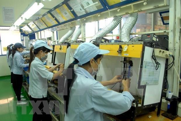Mejora provincia vietnamita de Vinh Phuc su entorno comercial para atraer inversiones hinh anh 1