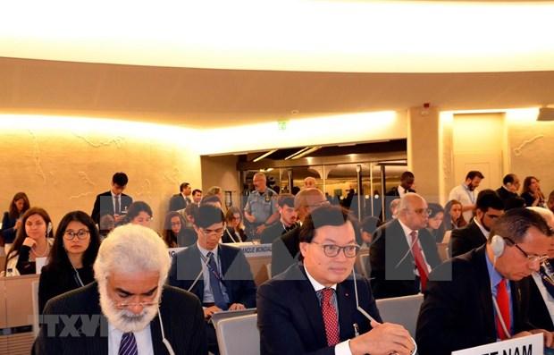 Reafirma Vietnam compromiso con la comunidad internacional en adaptacion al cambio climatico hinh anh 1