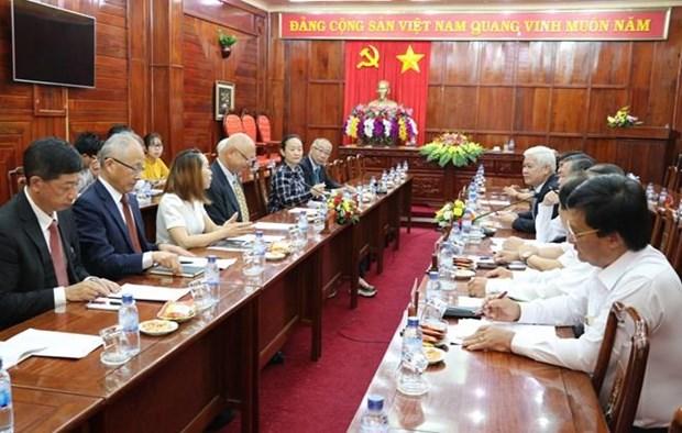 Atrae provincia surena de Vietnam inversiones japonesas hinh anh 1