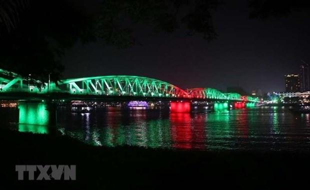 Asiste Luxemburgo a provincia vietnamita en mejora de iluminacion urbana hinh anh 1