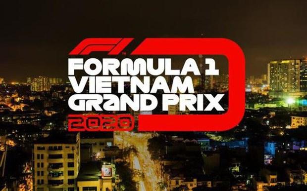 Avances en construccion del autodromo de Formula 1 en Hanoi hinh anh 1