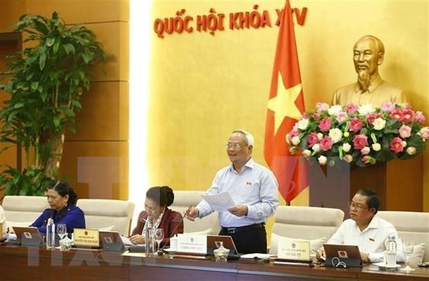 Analiza Asamblea Nacional de Vietnam cinco anos de Constitucion de 2013 hinh anh 1