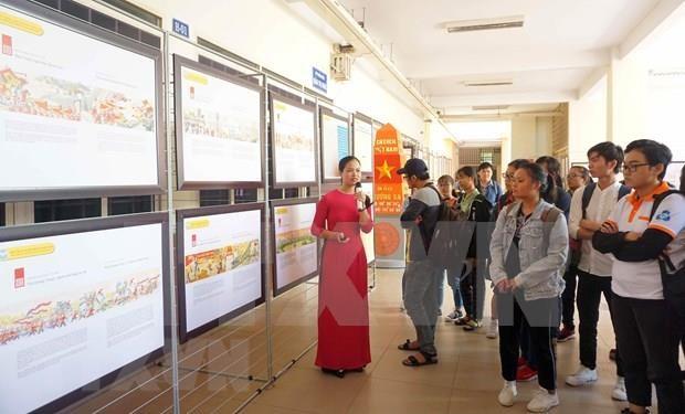 Reafirman en exposicion digital soberania de Vietnam sobre archipielagos de Hoang Sa y Truong Sa hinh anh 1