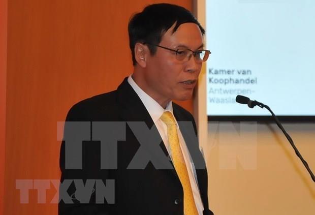 Aplaude Vietnam contribucion de UE a paz y desarrollo en Sudeste Asiatico hinh anh 1
