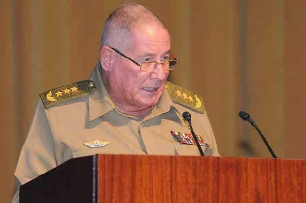 Delegacion militar cubana visitara Vietnam hinh anh 1