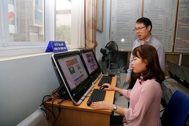 Impulsa provincia vietnamita de Vinh Phuc construccion del gobierno electronico hinh anh 1