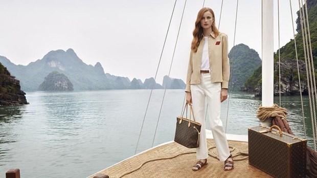 Sobresale Vietnam en nuevo anuncio de Louis Vuitton hinh anh 1