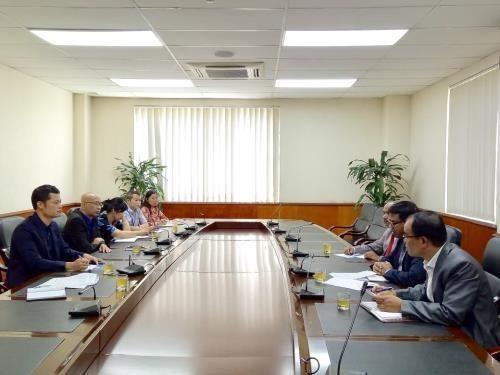 Debaten en Hanoi apoyo a exportadores de incienso vietnamita a la India hinh anh 1