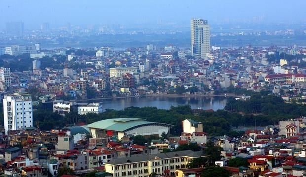 Celebran en Hanoi conferencia nacional sobre el desarrollo sostenible hinh anh 1