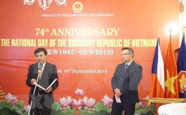 Vicecanciller checo aprecia papel de Vietnam en arena internacional hinh anh 1