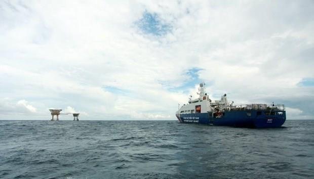 Organizacion sudcoreana condena acciones chinas en Mar del Este hinh anh 1