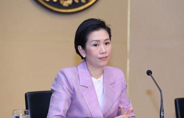 Desarrolla Tailandia plataforma nacional de comercio digital hinh anh 1