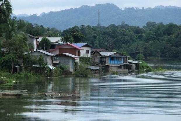 Advierte Tailandia sobre riesgo de inundaciones en el noreste del pais hinh anh 1