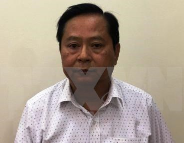 Procesan a expresidente del Comite Popular de Ciudad Ho Chi Minh por violaciones hinh anh 1