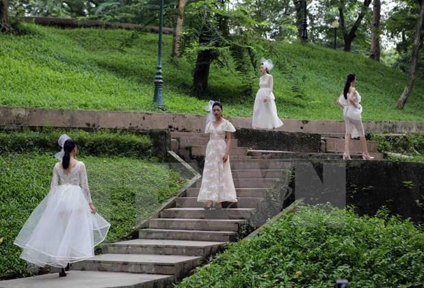 Celebran en Hanoi Semana de la Moda Primavera-Verano 2020 hinh anh 1