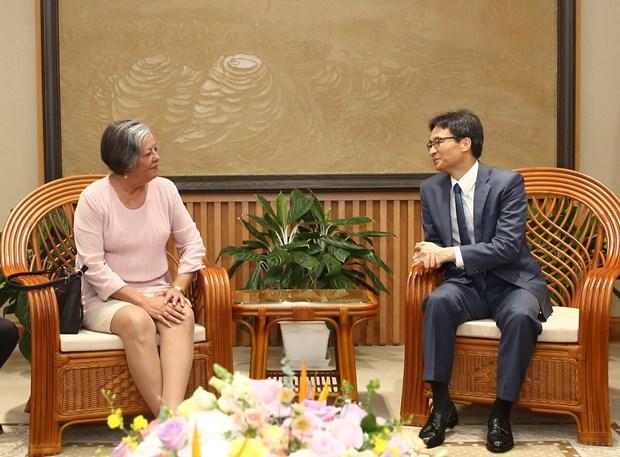 Dispuesto Vietnam a compartir experiencias de desarrollo con Cuba hinh anh 1
