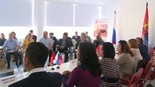 Contribuye Asociacion de Amistad Rusia- Vietnam a impulsar cooperacion economica bilateral hinh anh 1