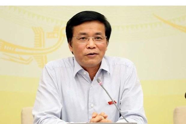 Comite Permanente de Parlamento vietnamita debate sobre organizacion del aparato hinh anh 1