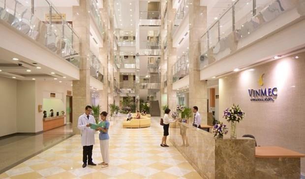 Vinmec gana premios de la Asociacion de Gestion de Hospitales de Asia hinh anh 1