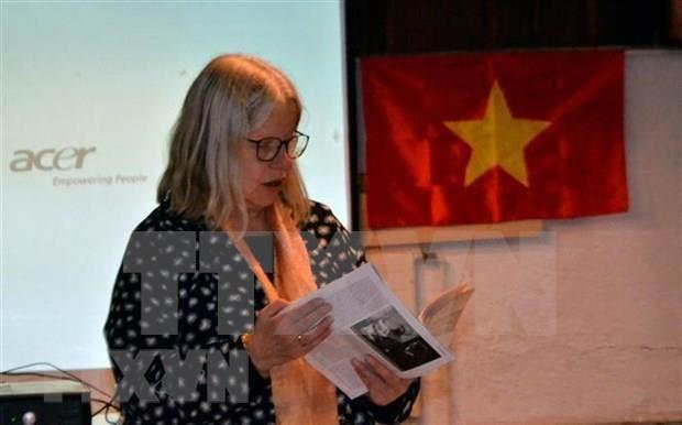 Conmemoran en Ginebra 50 anos del fallecimiento del Presidente Ho Chi Minh hinh anh 1