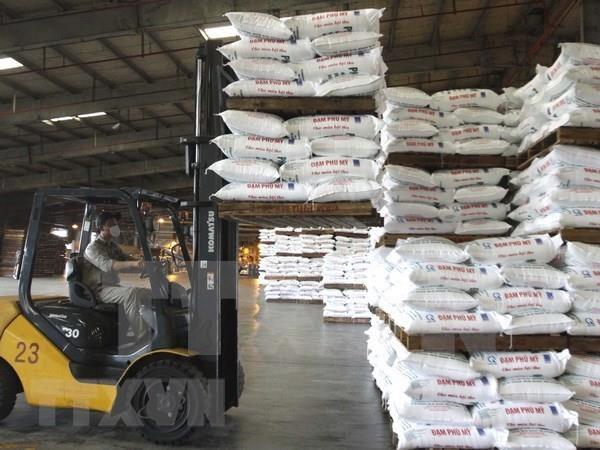 Productores vietnamitas de fertilizantes ante cuestion de mejorar la produccion hinh anh 1