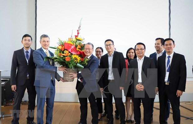 Red de Innovacion Vietnam- Alemania busca incentivar cooperacion en ciencia y tecnologia hinh anh 1