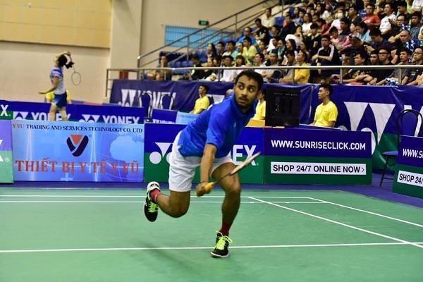 Concluye en Vietnam Torneo Internacional Abierto de Badminton hinh anh 1