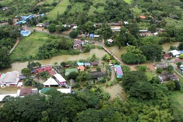 Intensifica Tailandia gestion de los recursos hidraulicos hinh anh 1