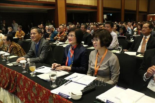 Asiste Vietnam al Dialogo Global de CSIS 2019 en Indonesia hinh anh 1