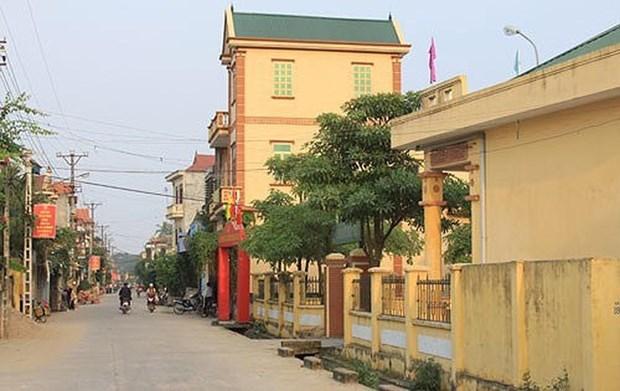 Reconocen en Hanoi a dos distritos como nuevas zonas rurales hinh anh 1
