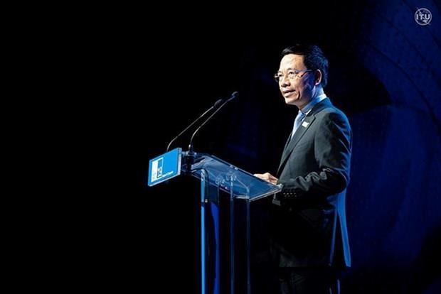 Acogera Vietnam Exposicion Mundial de Telecomunicaciones en 2020 hinh anh 1