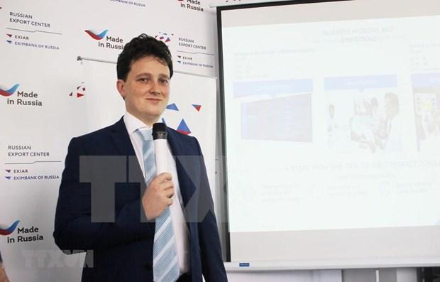 Califican exportadores de Rusia a Vietnam como mercado estrategico hinh anh 1