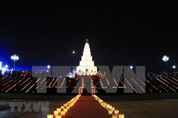 Oran en Vietnam por la paz y la prosperidad hinh anh 1
