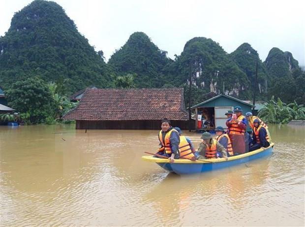 Expertos de EE.UU. y Vietnam debaten sobre medidas para la adaptacion al cambio climatico hinh anh 1