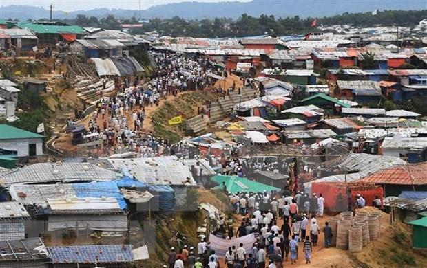 Alerta ONU sobre situacion de violencia contra los rohinyas en Myanmar hinh anh 1