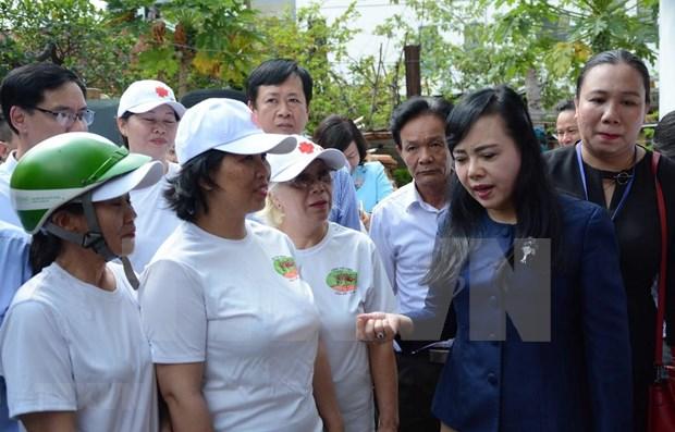 Aumentan los casos de dengue en ciudad vietnamita de Da Nang hinh anh 1