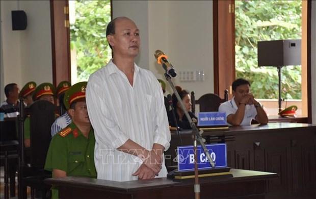 Condenan cinco anos de prision a individuo por acciones contra Estado de Vietnam hinh anh 1
