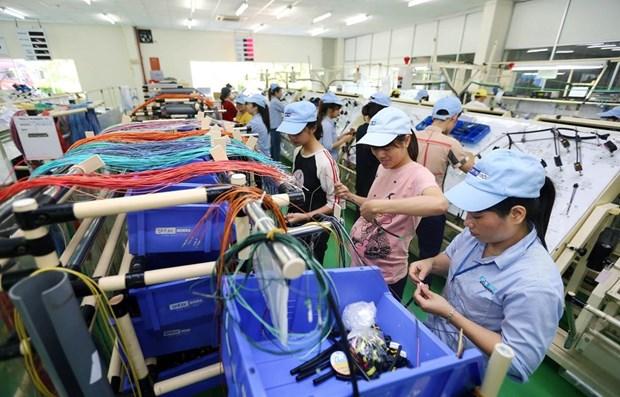 Analizan avance del cambio de modelo de crecimiento en Vietnam hinh anh 1